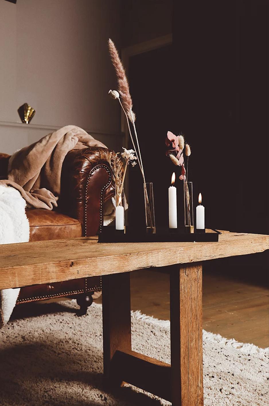 Get Cozy: Geschenk Decoratief Dienblad
